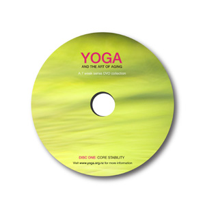 Yoga and the Art Of Aging Disc 1