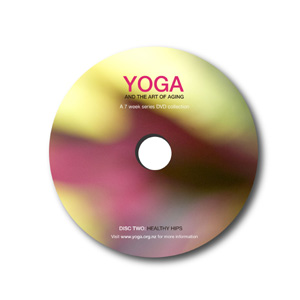 Yoga and the Art Of Aging Disc 2