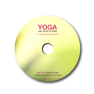 Yoga and the Art Of Aging Disc 4