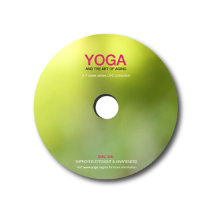 Yoga and the Art Of Aging Disc 6