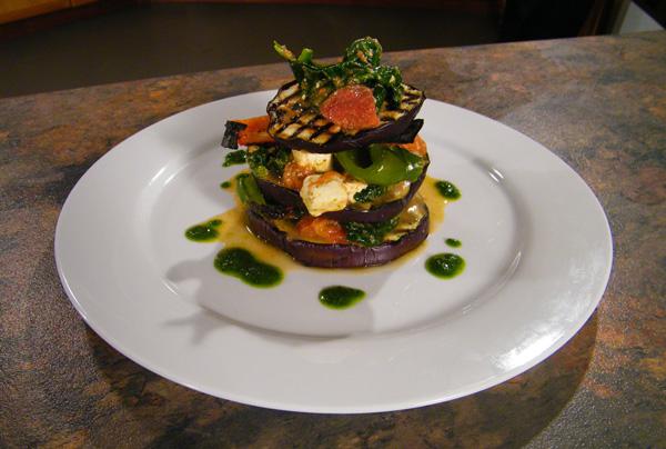 eggplant-mousaka-satck