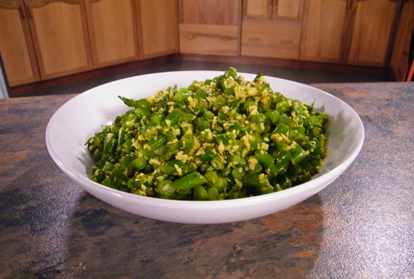 green-beans-kerela-style