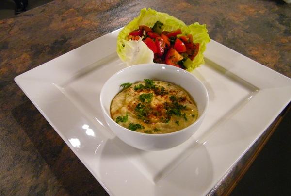 israeli-salad-humus