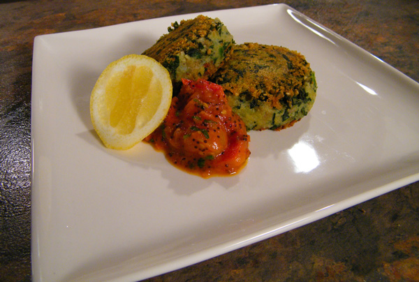 spinach-potato-paties