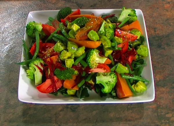 steam-vegtable-salad